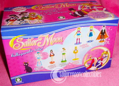 2011 sailor moon toy figures