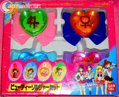 sailor moon senshi toy brooch