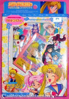 sailor moon toy game