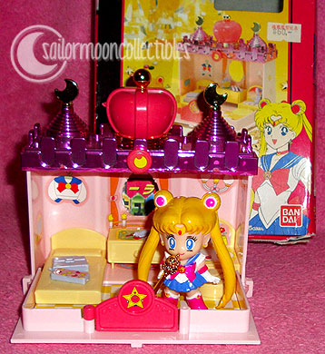 castle playset sailormoon toys