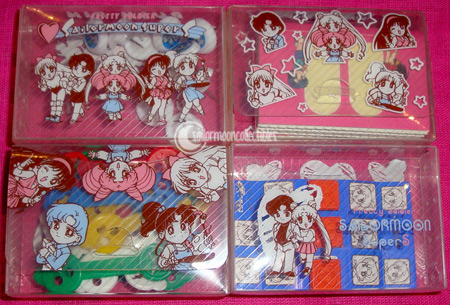 sailor moon stationery sets