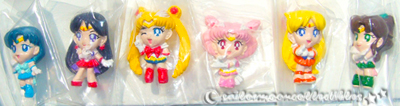 sailormoon chibi figures toys