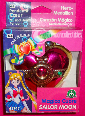 sailor moon toy cosmic heart compact locket