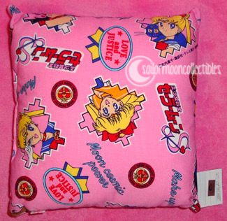 sailor moon cushion plush