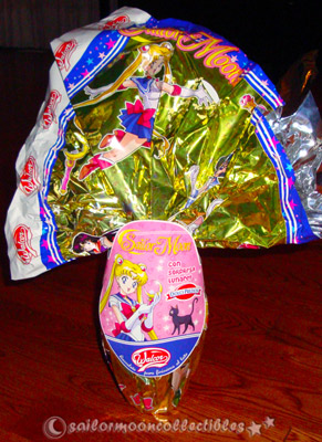 easter egg sailor moon toys 2011