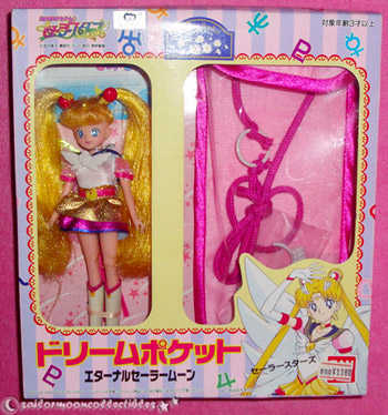 eternal sailor moon doll toy