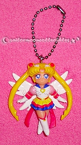 eternal sailor moon keychain