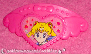 sailor moon hairclip toys