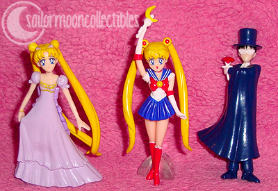 new sailor moon figures italian