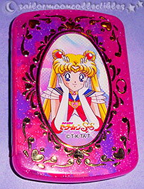 super sailor moon toy case