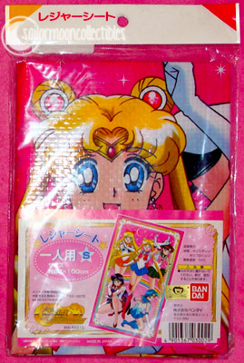sailor moon world poster