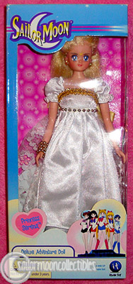 sailor moon princess serenity doll