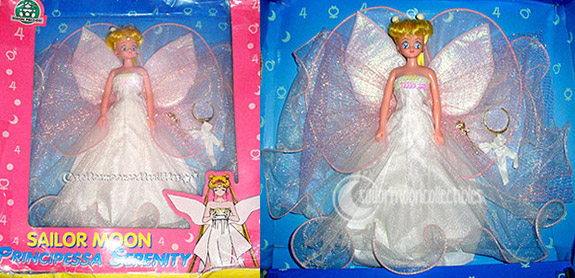 sailor moon princess serenity doll neo queen