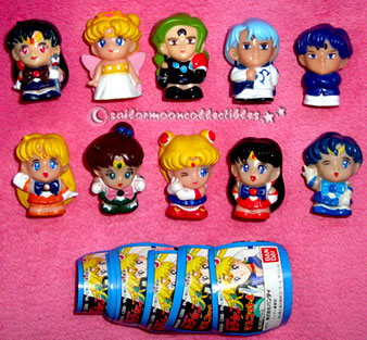 sailor moon figures toys