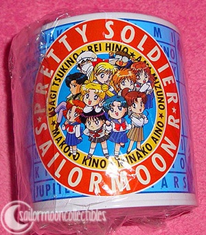 sailor moon tin case