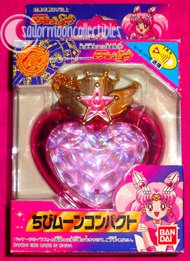 sailor chibimoon brooch compact locket