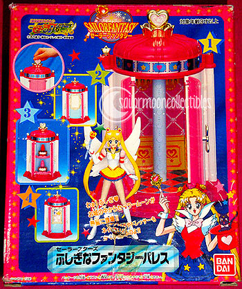 eternal sailor moon toy figure