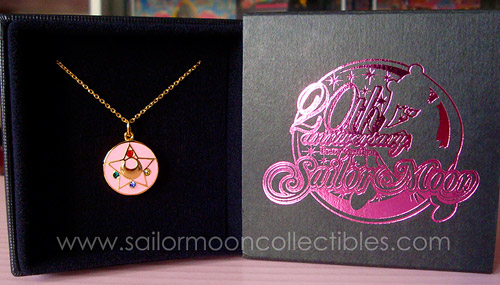 """sailor moon"" ""sailor moon merchandise"" ""sailor moon toys"" ""sailor moon 2013"" ""sailor moon necklace"" ""sailor moon locket"" ""sailor moon compact"" brooch bandai anime japan ""crystal star"" ""20th anniversary"" gold silver jewelry"