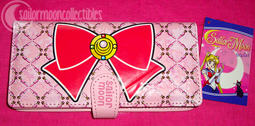 """sailor moon toys"" sailor moon wallet 2012 new"