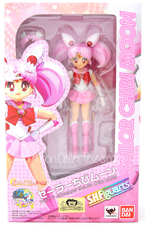 """sailor moon"" ""sailor moon figure"" ""sailor moon merchandise"" ""sailor moon 2015"" ""s.h. figuarts"" ""tamashii nations"" bandai japan anime 2014 shop ""sailor chibimoon"" chibiusa"
