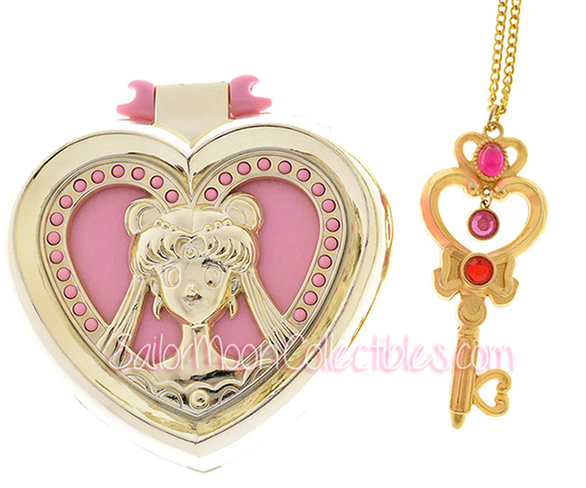 """sailor moon"" ""sailor moon toy"" ""sailor moon merchandise"" ""sailor moon anime"" ""time key"" chibiusa ""sailor chibimoon"" ""princess serenity"" ""neoqueen serenity"" anime toy japan bandai"