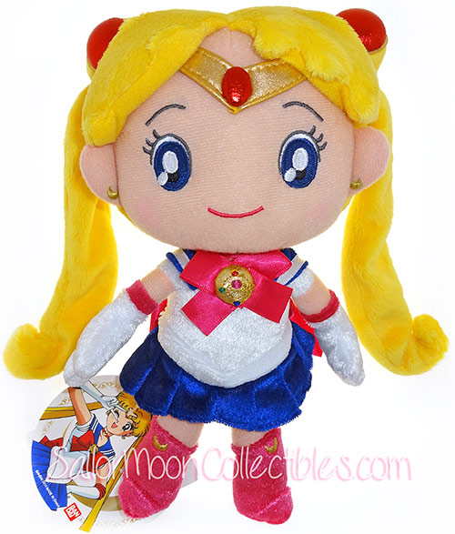"""sailor moon"" ""sailor moon plush"" ""sailor moon toy"" ""sailor moon merchandise"" ""sailor moon collection"" japan anime 2014 sekiguchi"