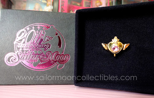 """sailor moon"" ""sailor moon merchandise"" ""sailor moon toys"" ""sailor moon 2013"" ""sailor moon ring"" ""sailor moon locket"" ""sailor moon compact"" brooch bandai anime japan crisis ""20th anniversary"" gold silver jewelry"
