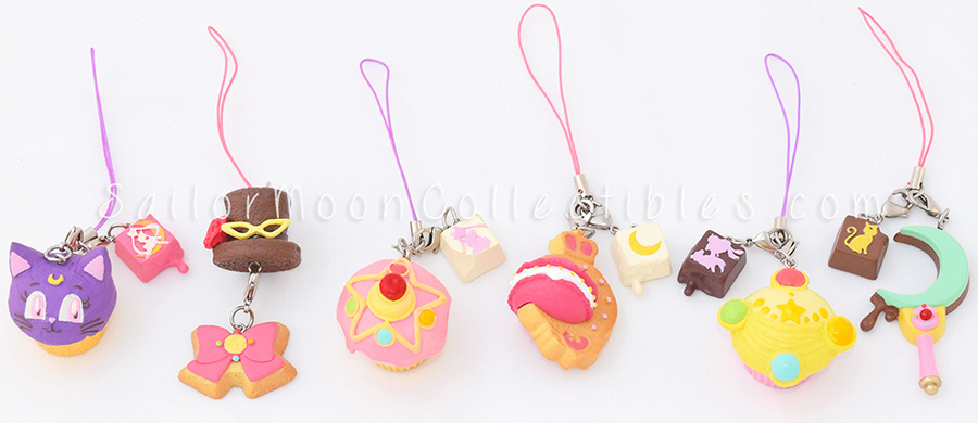 """sailor moon crystal"" ""sailor moon"" ""sailor moon merchandise"" ""sailor moon toys"" ""sailor moon wand"" ""sailor moon compact"" luna ""crystal star"" re-ment anime shop cupcake sweet"