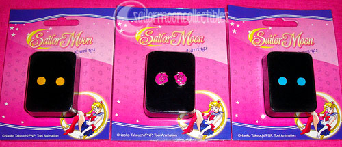 """sailor moon earrings"" ""sailor moon toys"" 2012 new merchandise ge ""sailor moon"""