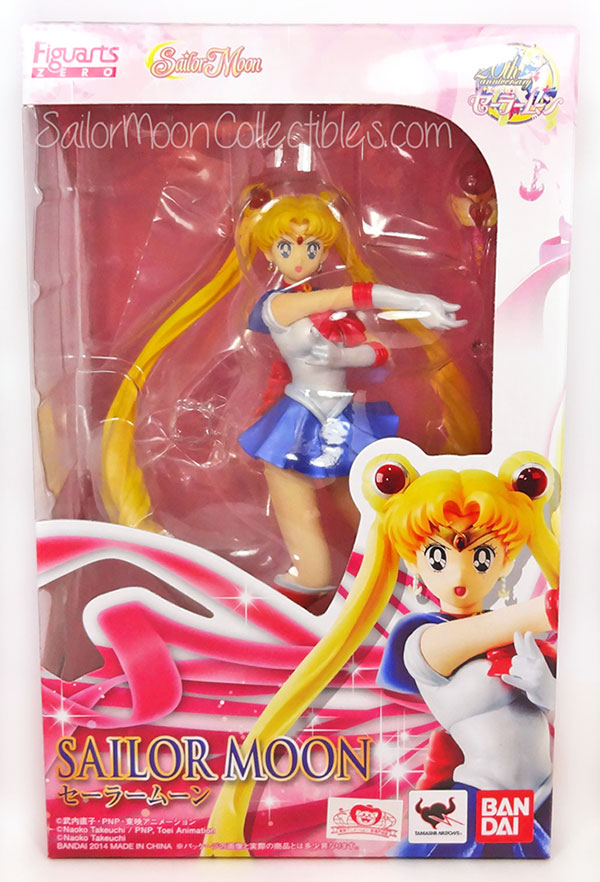 """sailor moon"" ""sailor moon figure"" ""sailor moon toy"" ""sailor moon merchandise"" ""sailor moon figuarts zero"" ""sailor moon 2014"" anime japan shopping figure"