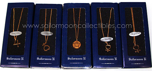 """sailor moon"" ""sailor moon toys"" ""sailor moon necklace"" ""sailor moon jewelry"" ""sailor moon merchandise"" gold necklace anime bandai japan"