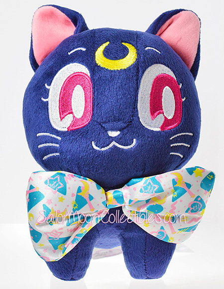 """sailor moon"" ""sailor moon toys"" ""sailor moon merchandise"" ""sailor moon plush"" ""sailor moon collectibles"" luna banpresto ""ichiban kuji"" lottery prize 2014"
