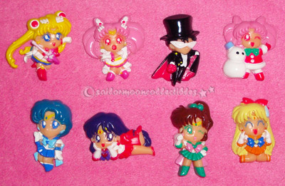 sailor moon magnets toys