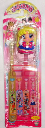 """sailor moon"" ""sailor moon toys"" ""sailor moon merchandise"" pgsm toy toothbrush collectibes collection japan anime"