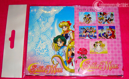 """sailor moon toys"" sailormoon postcards 2012"