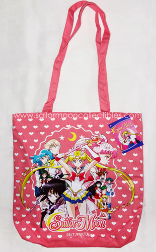 """sailor moon"" ""sailor moon merchandise"" tote bag purse collectibles ge 2013 new collection toy"