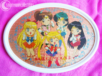 sailor moon puzzle toy