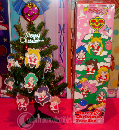 sailor moon christmas tree