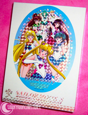 sailor moon puzzle toys