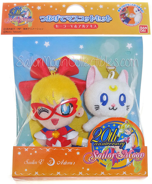 """sailor moon"" ""sailor v"" artemis ""sailor moon plush"" ""sailor moon merchandise"" ""sailor moon toy"" ""sailor moon 2014"" ""sailor venus"" anime japan 2014"