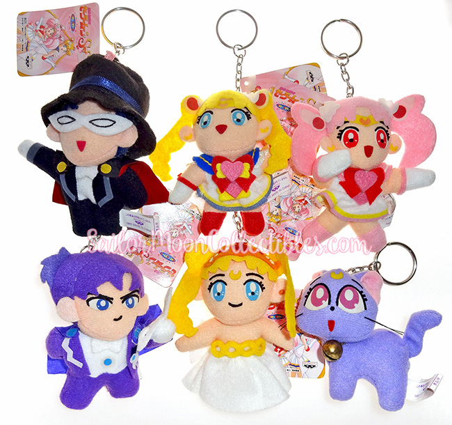 """sailor moon"" ""sailor moon plush"" ""sailor moon toys"" ""sailor moon merchandise"" ""sailor moon collectibles"" ""sailor moon banpresto"" diana ""neo queen serenity"" ""king endymion"" ""tuxedo mask"" anime japan"