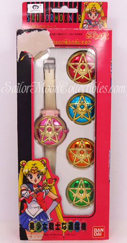 """sailor moon"" ""sailor moon toy"" ""communicator watch"" ""sailor moon merchandise"" ""sailor moon compact"" ""sailor moon locket"" anime japan merchandise toy bandai ""sailor moon collection"""