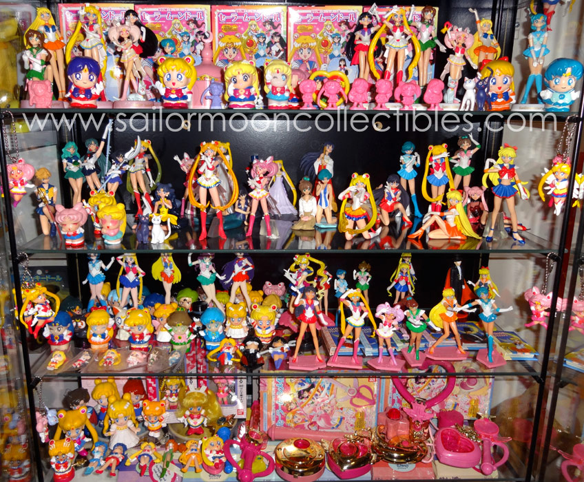 """sailor moon"" ""sailor moon toys"" ""sailor moon figures"" ""sailor moon gashapon"" ""sailor moon wand"" candy toy merchandise anime japan ""sailor moon collection"""