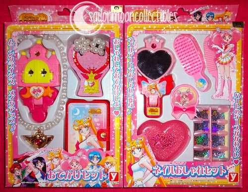 """sailor moon"" ""sailor moon toys"" jewelry toys collection"