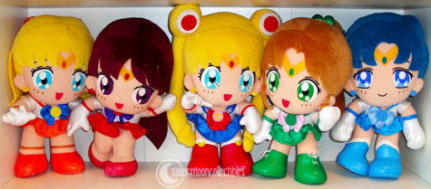 sailormoon world dx plushies
