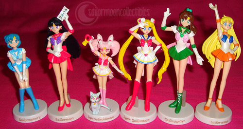 """sailor moon toys"" sailormoon figures"