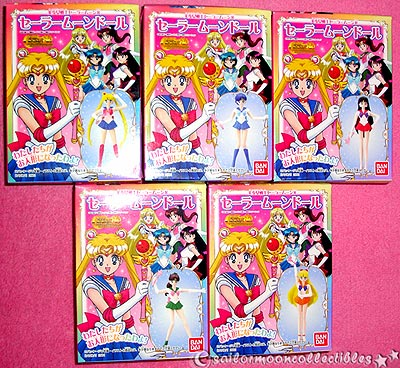 sailor moon world candy figures toys