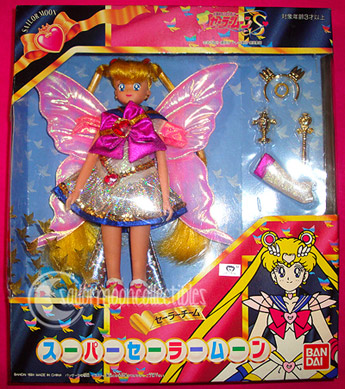 """sailor moon toys"" ""sailor moon"" doll collection"