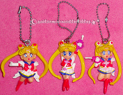 super sailor moon keychains