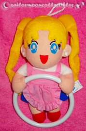 sailor moon plush toy